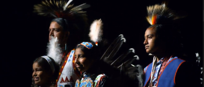 """Native American Family featured in Tim McGraw's Song """"Humble and Kind"""""""